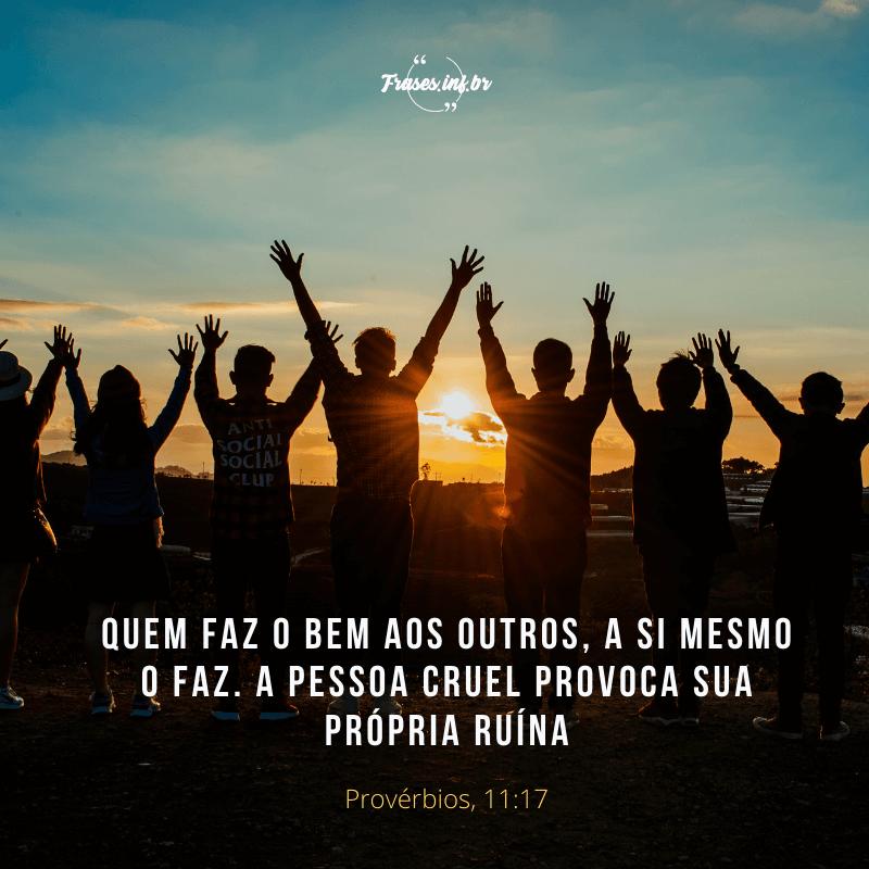 Provérbio sobre o amor católico