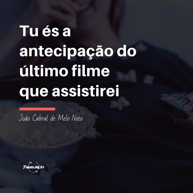 Frases de João Cabral de Melo Neto