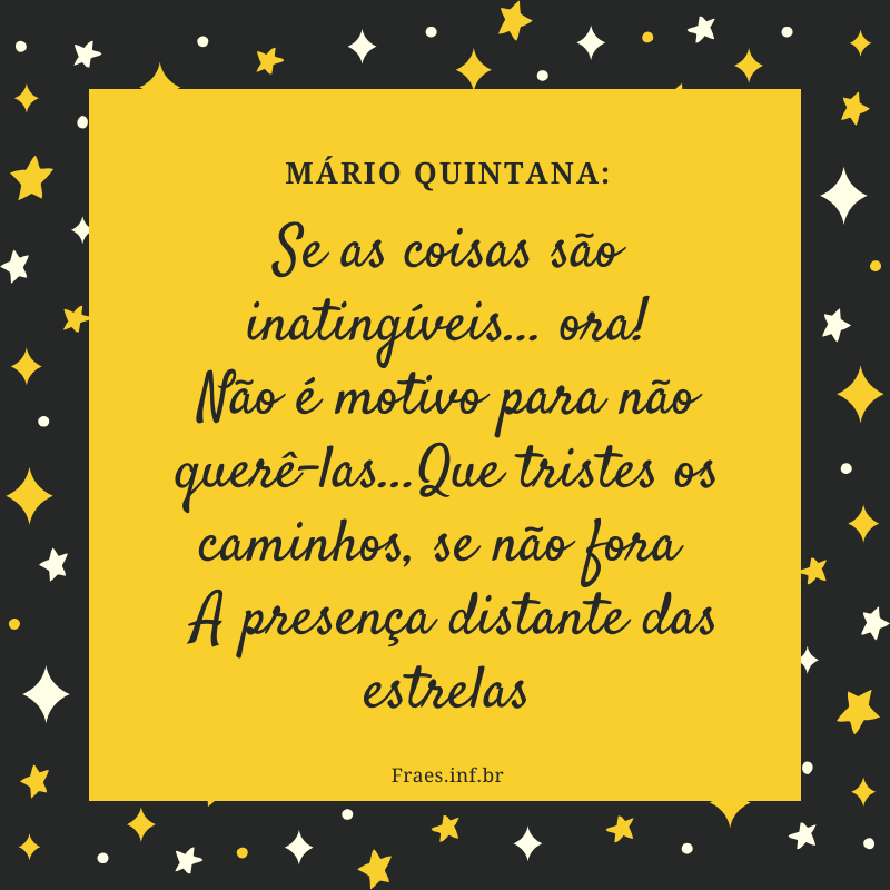 Frases de Mário Quintana