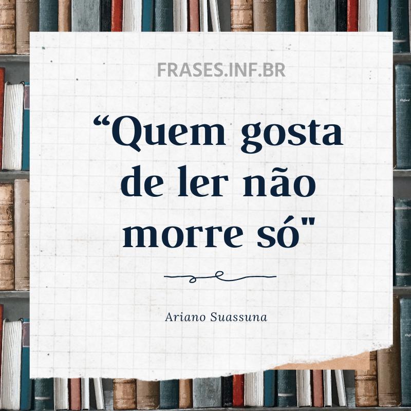 Frases Ariano Suassuna