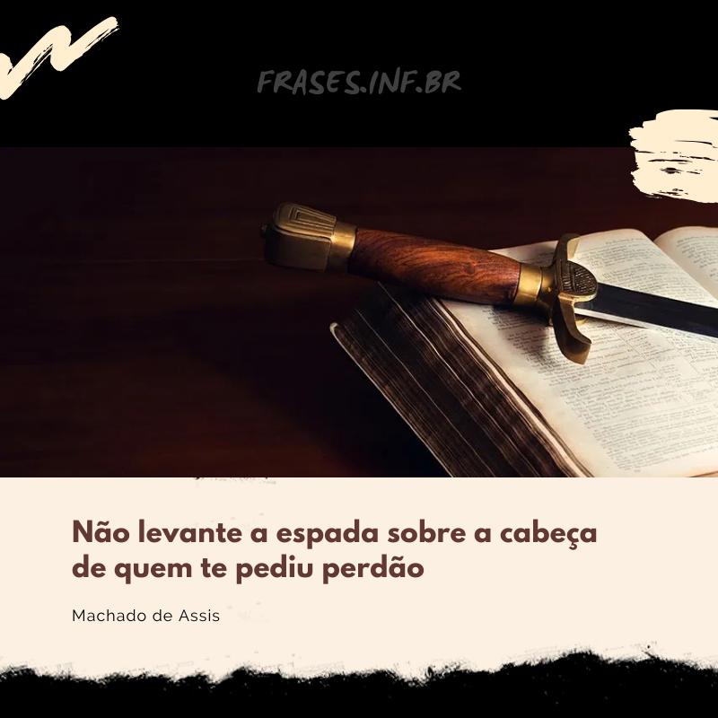 Frase Machado de Assis