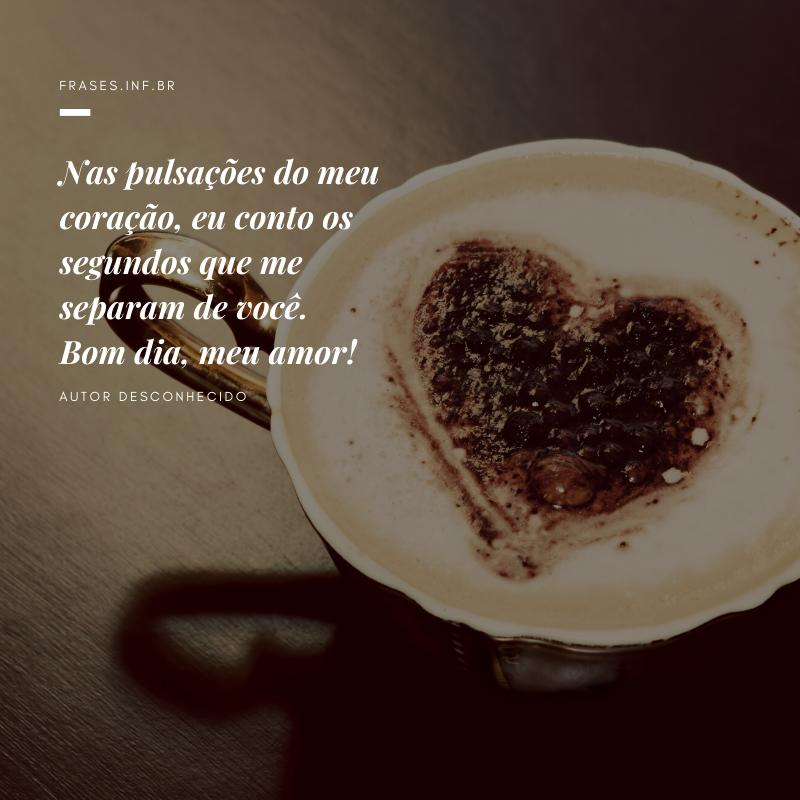 Frase de amor para status do Instagram
