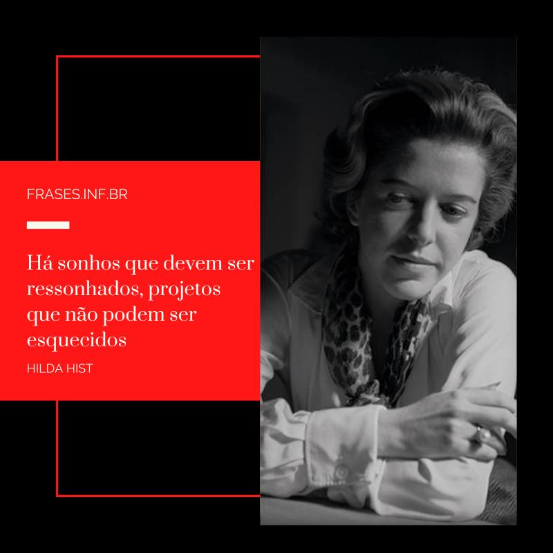 Biografia de Hilda Hist