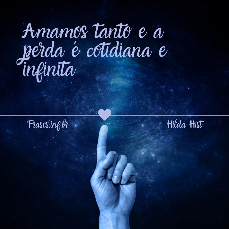 Frase famosa de Hilda Hist