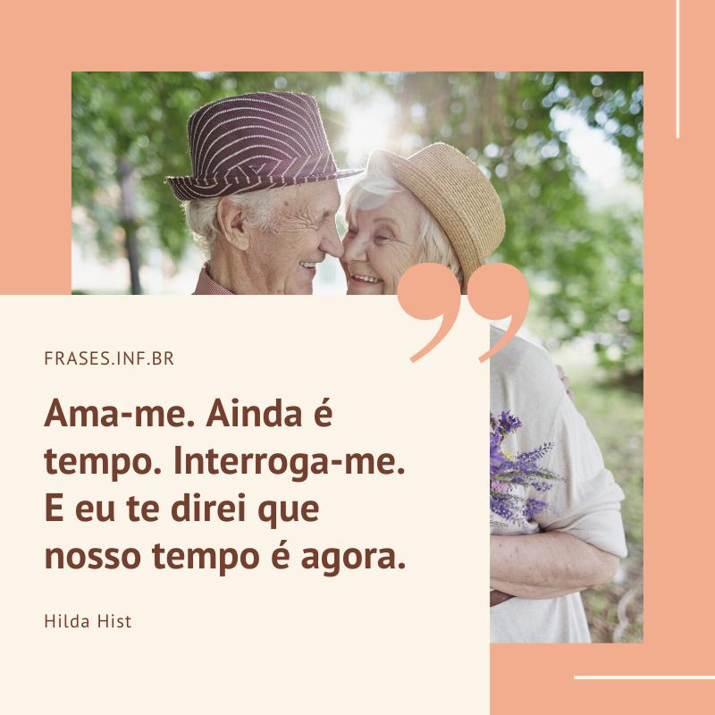 Reflexão da Hilda Hist